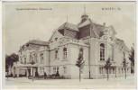 AK Minden in Westfalen Gesellschaftshaus Ressource 1910 RAR