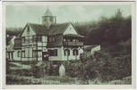 AK Hertlingshausen Rahnenhof Arbeiterferienheim Pfälzer Naturfreundehaus bei Carlsberg (Pfalz) 1932