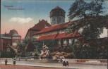 AK Bayreuth Wittelsbacher Brunnen 1927