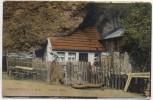 AK Idar-Oberstein an der Nahe Fuhr's Hütte 1912