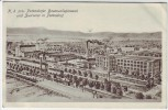 AK Pottendorf Baumwollspinnerei und Zwirnerei Bezirk Baden Niederösterreich Österreich 1913 RAR