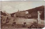 AK Foto Slavonska Požega Pozega Wilsonov trg. Ortsansicht Kroatien 1928