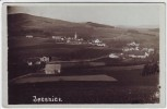 AK Foto Jesenice u Sedlčan Ortsansicht bei Sedlčany Mittelböhmen Tschechien 1930