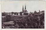 AK Luxembourg Gesamtansicht mit Kirche Luxemburg 1935