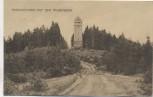 AK Warngau Aussichtsturm auf dem Taubenberg Bayern 1914