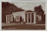 AK Foto Mainz Stresemann-Denkmal 1932