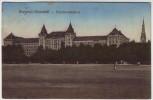 AK Dresden Neustadt Schützenkaserne 1910
