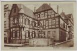 AK Paderborn Kampstraße mit Liboriusbrunnen 1910