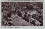 AK Borna Fliegeraufnahme Luftbild 1940