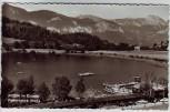 AK Foto Aigen im Ennstal Putterersee Steiermark Österreich 1960