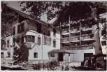 AK Foto Seefeld Hotel Karwendelhof mit Auto Tirol Österreich 1950 RAR