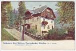 AK Payerbach Hotel Hellbronn Payerbachgraben Kreuzberg Niederösterreich Österreich 1910