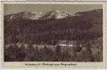 AK Foto St. Pankraz Blick auf Saubachgut bei Molln Oberösterreich Österreich 1940