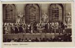 AK Foto Salzburg Festspiele Jedermann Tanz vor dem Gastmahl Österreich 1937