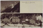 AK Spiss (Tirol) Spisser-Mühle im Oberinntal bei Pfunds Österreich 1910 RAR