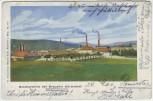 AK Hütteldorf Blick auf Brauerei bei Penzing (Wien) Österreich 1900 RAR