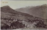 AK Amden Blick auf Ort Kanton St. Gallen SG Schweiz 1910