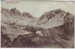 AK Ulmer Hütte bei St. Anton am Arlberg Tirol Österreich 1911
