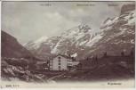 AK Engstlenalp bei Innertkirchen BE Schweiz 1911