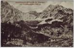 AK Gastwirtschaft Winkleralpe im Winkelkar mit Pyramidenspitze bei Walchsee Tirol Österreich 1911 RAR