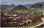 AK Pergine Valsugana Ortsansicht Trient Südtirol Italien 1913