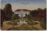 AK Ljubljana Laibach Schloss Tivoli Slowenien 1910