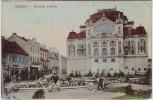 AK Kassa Košice Kaschau Nemzeti szinhaz Slowakei 1929