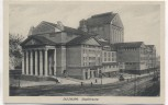 AK Duisburg Stadttheater 1920