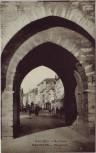 AK Malines Mechelen Rue Haute Hoogstraat Flandern Belgien 1910
