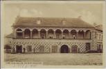 AK Böhmisch Leipa Česká Lípa Rotes Haus Böhmen Tschechien 1910 RAR