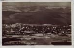 AK Foto Eibenstock Ortsansicht vom Auersberg 1935