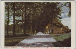 AK Hoog Soeren Echoputhuis bei Apeldoorn Gelderland Niederlande 1916