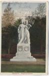 AK Hannover Königinnen-Denkmal 1921