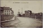 AK Wimereux Le nouveau Pont Straßenansicht Boulogne-sur-Mer Frankreich 1910
