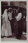 AK Sarajevo Сарајево Frauen in Trachten Bosnien und Herzegowina 1941