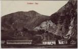 AK Fretheim i Sogn Flåm Aurland Norwegen 1910