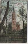 AK Metz Garnisionskirche Moselle Lothringen Frankreich Soldatenkarte 1910