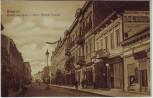AK Beograd Belgrad Београд Fürst Michael Strasse Serbien 1910