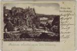 AK Gruss aus Gleichenberg Park mit Ausblick von der Villa Wickenburg Steiermark Österreich 1910