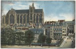 AK Metz Dom Cathedrale Moselle Lothringen Frankreich 1910