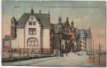 AK Metz Das neue General-Kommando Absteige-Quartier des Kaisers Moselle Lothringen Frankreich Soldatenkarte 1910