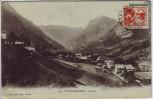 AK Le Petit-Bornand-les-Glières Le Cret Ortsansicht Haute-Savoie Frankreich 1909
