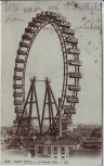 AK Paris La Grande Roue Riesenrad Frankreich 1911