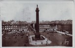AK Foto Paris Place at colonne Vendome Frankreich 1937