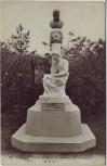 AK Paris Arènes de Lutèce Denkmal Gabriel de Mortillet Frankreich 1910