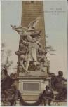 AK Paris Monument de Gambetta Frankreich 1910