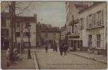 AK Paris Montmartre Place du Tertre Frankreich 1910
