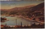 AK Dubrovnik Hafen von Gravosa Ragusa Kroatien 1910
