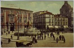 AK Catania Piazza Duomo Sizilien Italien 1908