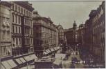 AK Foto Wien Graben mit Pestsäule Innere Stadt Österreich 1910